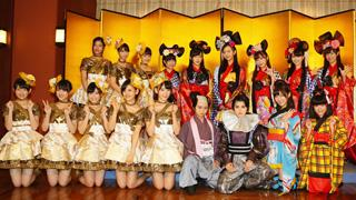 HKT48が地元の博多座にて『HKT48指原莉乃座長公演』スタート!兒玉遥「キスシーンを親に見られるのは緊張…」