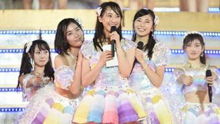 松井珠理奈、SKE48を卒業する松井玲奈に「もっと強くなります」と約束