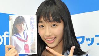 高野渚、初DVDの見どころは泣いているシーン「涙を上手く流せたのでお気に入り」