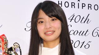ホリプロTSC、京都府出身の15歳・木下彩香さんがグランプリに輝き「I am happy」