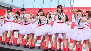 NGT48、お披露目イベント以来の26名全員集合しライブを開催
