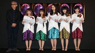 リハ中に謎の音響トラブルも…。AKB48グループメンバー総勢90名が出演するホラー朗読劇が開幕!