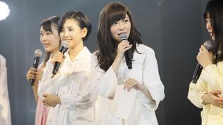 HKT48、第4期生オーディションの開催&アリーナツアーの詳細をサプライズ発表