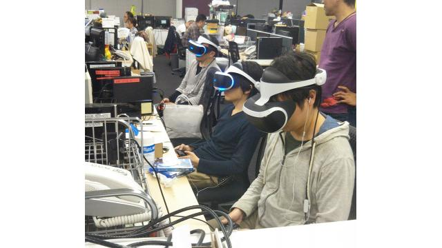 VRあれこれヨタヨタ与太話(堅田ヒカル)