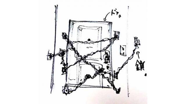 恐怖の月曜博物館。 収蔵品No.002 ホテル510号室の恐怖(藤川Q)