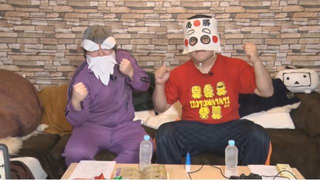 タイチョーとオッサンがFF9生放送に登場中!