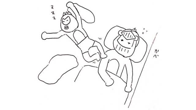 マオーとベイビーのほのぼの暮らし 51 & 月末・月初は『レトロゲームDEアソビバ in 栃木』!