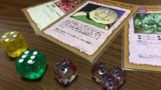 自作アナログゲーム「紙とペンとサイコロだけで遊べるゲーム」シリーズ最新作のお話