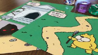 「紙ペンコロ冒険者」新Ver、カードサイズ(規格)のお話
