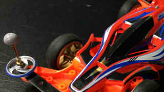 ワクフェスミニ四駆大会にタイチョーが出したマシンをお披露目!