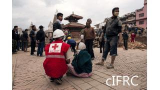 募金受付中 ネパール地震被害へ