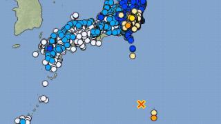 30日20時24分頃の小笠原諸島西方沖の地震について
