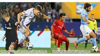 06/26(日) 8:30~ 【生中継】MLS メジャーリーグサッカー2016 WEEK16 オーランド シティ(カカ所属)vsトロントFC(遠藤所属) ほか