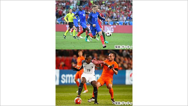 【生中継】8/31(木) 27:35~ 『2018FIFAワールドカップ欧州予選 第7節 フランス vs オランダ』