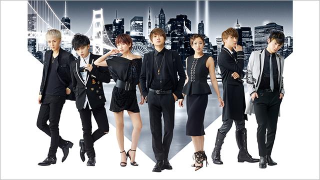 09/19(月) 22:00~ 『AAA ARENA TOUR2016 - LEAP OVER - フジテレビNEXTバージョン』