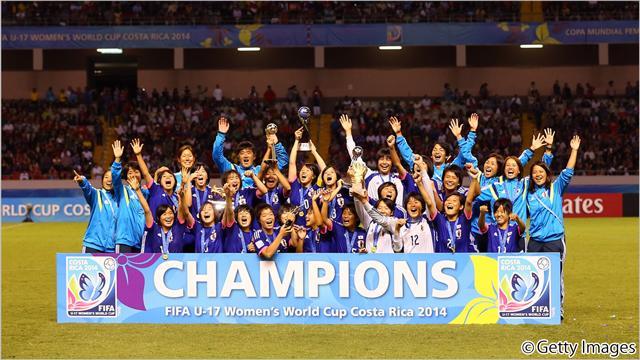 【生中継】10/1(土) 21:50~ 『FIFA U-17 女子ワールドカップ ヨルダン2016 ガーナvs日本』