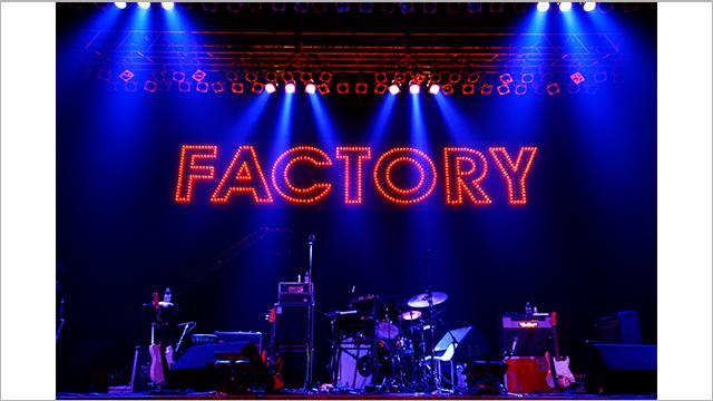 12/20(火) 26:00~ 『LIVE FACTORY 2016』