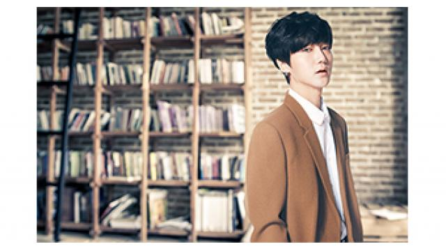 3/5(日) 21:00~ 『SUPER JUNIOR-YESUNG JAPAN TOUR 2016 ~BOOKS~』