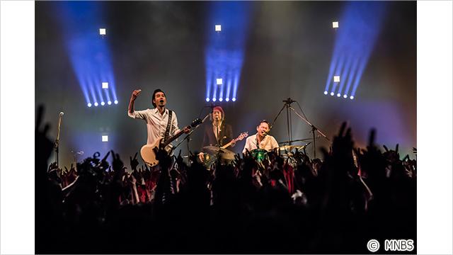 """3/25(土) 21:00~  『MANNISH BOYS""""麗しのフラスカ""""TOUR 2016-2017 FINAL』"""