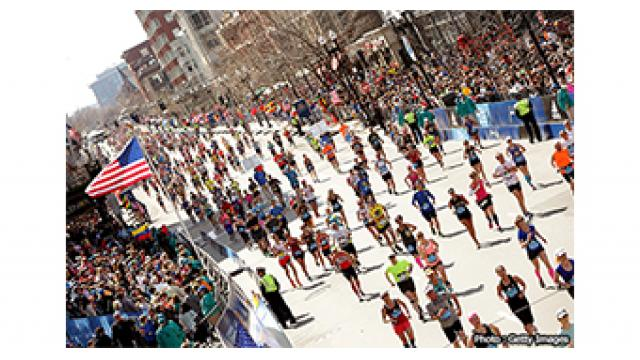 【生中継】4/17(月) 22:20~  『World Marathon Majors 2017 ボストンマラソン2017』