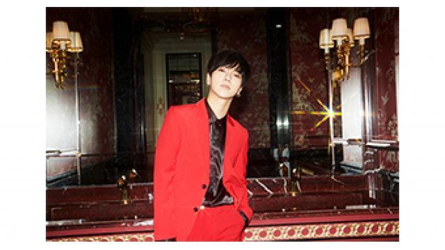 """8/25(金) 23:00~ 『SUPER JUNIOR-YESUNG Special Live """"Y's SONG""""』"""