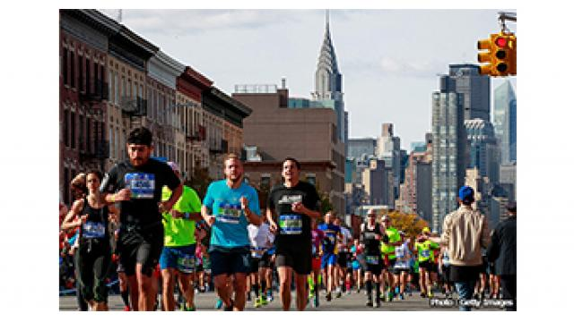 【生中継】11/6(日) 23:15~ 『World Marathon Majors 2017 ニューヨークシティマラソン2017』