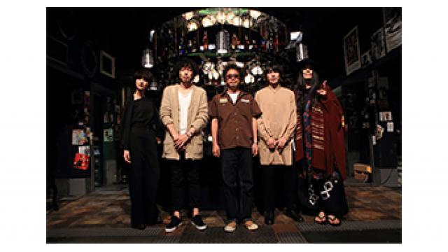 12/9(土) 23:00~ 『TOKYO SESSION -Rockin' Gambler- #7 奥田民生/斉藤和義/山内総一郎(フジファブリック)』