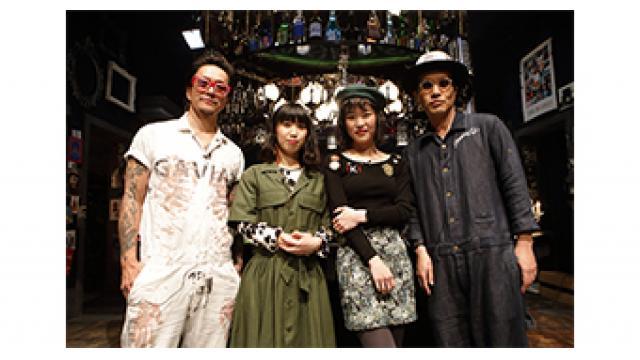 3/28(水) 24:00~ 『TOKYO SESSION -Rockin' Gambler- 第八夜』