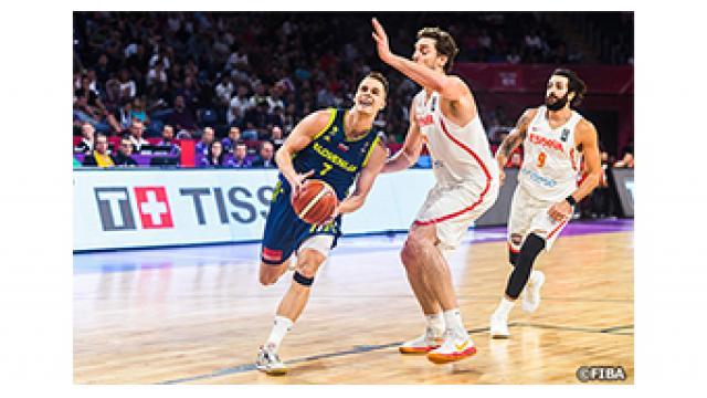 【生中継】6/28(木) 27:35~ 『FIBAバスケットボールワールドカップ2019欧州一次予選 イタリアvsクロアチア』