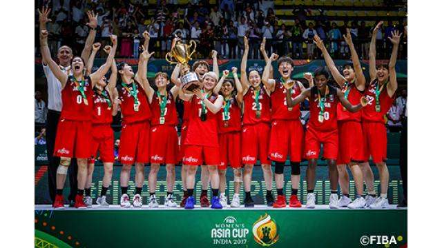【PICK UP!】『FIBAバスケットボール女子ワールドカップ スペイン2018』