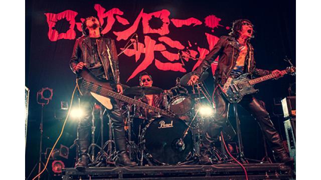 12/14(金) 24:00~ 『ロッケンロー★サミット2018〜道玄坂頂上決戦〜』