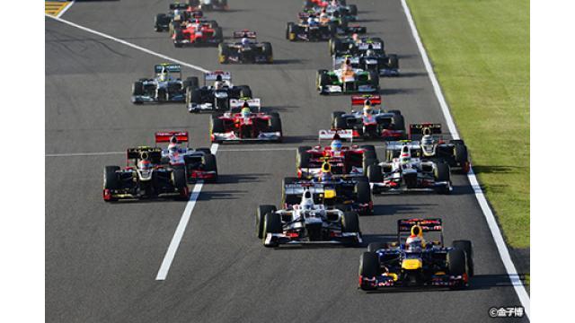 2/1(金) 19:00~  『F1 LEGENDS 【F.アロンソ引退企画】 2012年マレーシアGP』