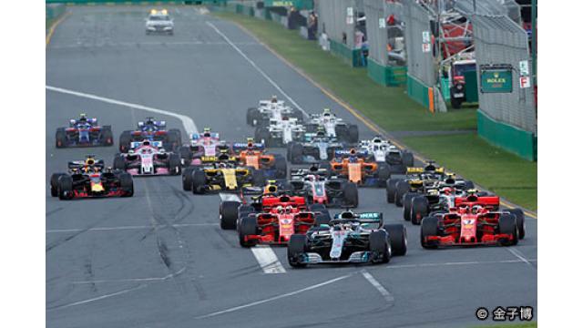 【2019 F1グランプリ】第15戦 シンガポールGP