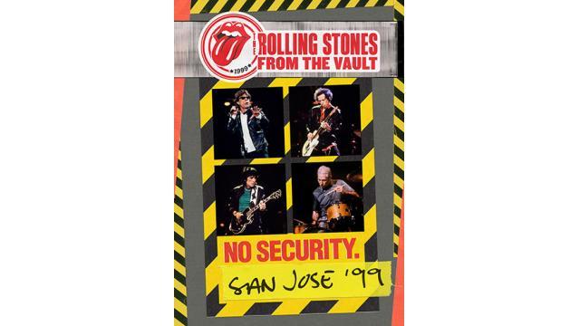 4/14(日) 24:00~ 『ザ・ローリング・ストーンズ No Security - Live in サンノゼ 1999』