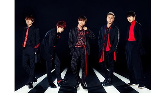 7/11(木) 21:00~  『Da-iCE 5th Anniversary Tour -BET-』