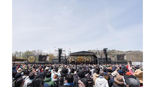 6/15(土) 19:00~  『ARABAKI ROCK FEST.19』