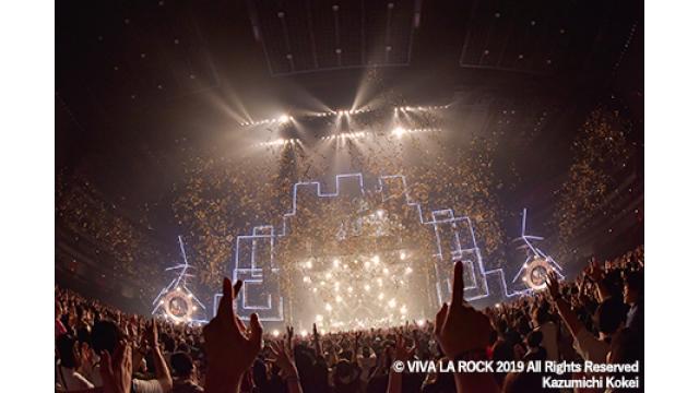 8/7 (水) 24:00~  『VIVA LA ROCK 2019』