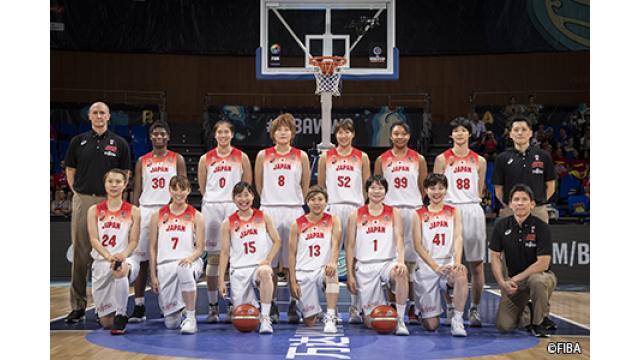 『FIBAバスケットボール女子アジアカップ インド2019』