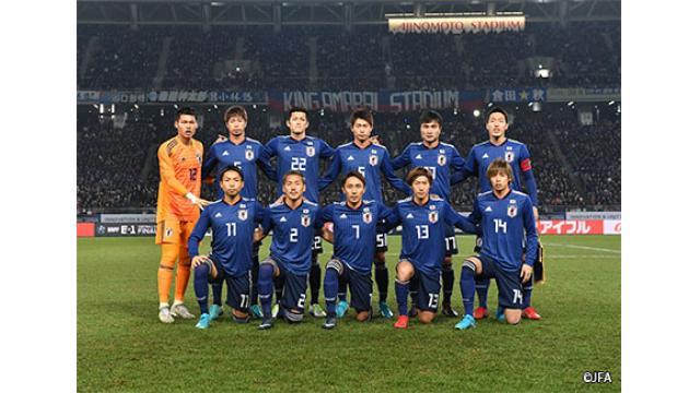 『東アジアE-1サッカー選手権2019』