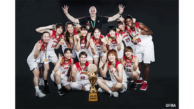 FIBA女子バスケットボール オリンピック最終予選 ベルギー2020