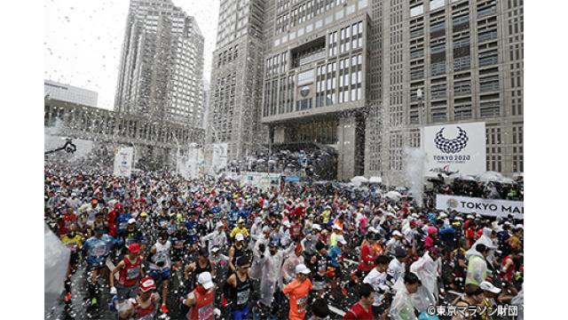 3/1(日) 19:00~ 『東京マラソン2020&車いすマラソン』