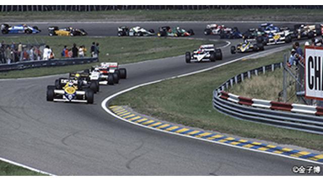 5/2(土) 15:00~ 『F1 LEGENDS 1983年 第12戦 オランダGP ほか』