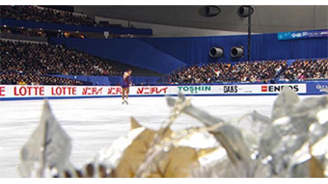 12/6(日) 17:30~ 『フィギュアスケート選手権ダイジェスト #4 全日本ジュニア選手権』