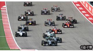 12/20(土)14:00~ 2014 F1グランプリ 総集編
