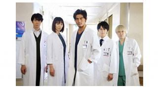 1/16(金)23:00~ フライデーオールナイト「医龍 Team Medical Dragon4」一挙放送!