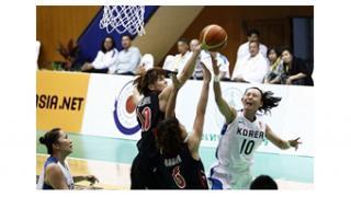 09/04(金) 23:00~ FIBA ASIA 女子バスケットボール選手権2015 準決勝 日本 vs チャイニーズ・タイペイ ほか、日本戦全試合放送!