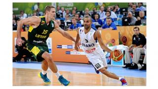 【生放送】09/20(日) 25:50~ ユーロバスケット2015 決勝 スペイン vs リトアニア