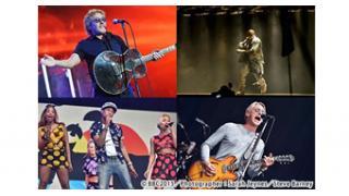 【ネクスマプレミアムライブ】Glastonbury Festival 2015 完全版 ほか