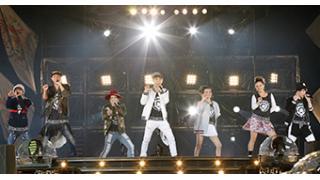 12/23(水) 22:00~ AAA 10th Anniversary SPECIAL 野外LIVE in 富士急ハイランド