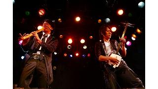 HIDE×HIDEライブ! 三尺秀水 ~柘榴石~   は1月9日(月)19時30分~